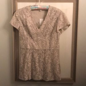 Banana Republic Lace Top size 2